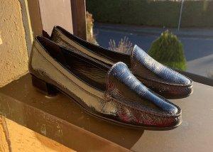Geox Respira Slippers black leather