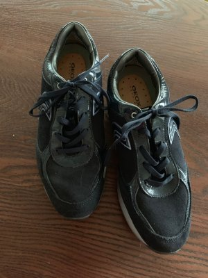 Geox Respira Sneaker dunkelblau Gr. 38