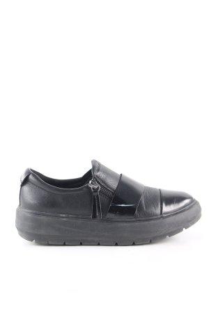 Geox Pantofola nero stile casual