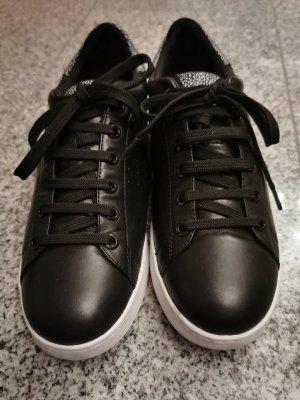 Geox Basket montante noir