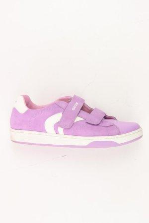 Geox Sneaker lila Größe 40