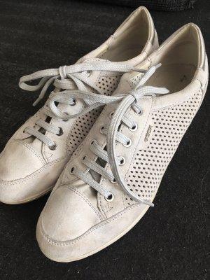 Geox Sneakers aus Rauhleder