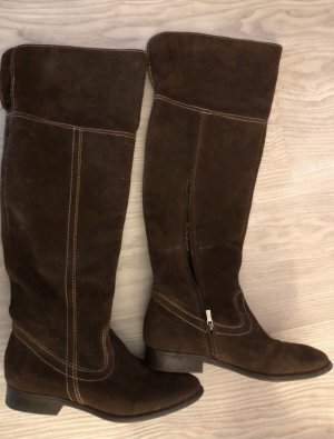Geox Boots western brun noir-taupe