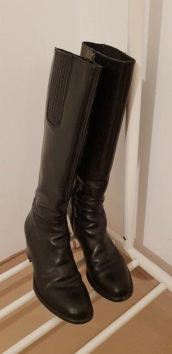 Geox Stiefel aus Leder