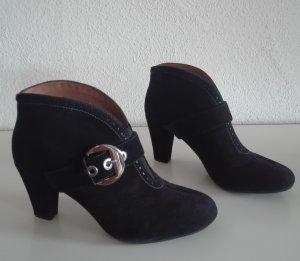 Geox Stiefelette schwarz elegant Business-Look