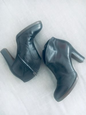 Geox Stiefeletten, schwarz, Ankle Boots