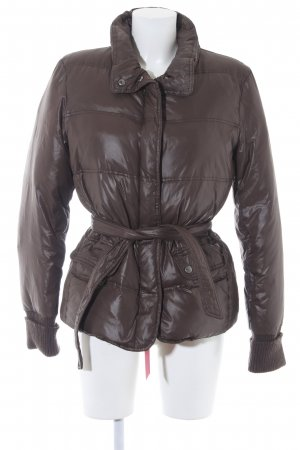 Geox Wraparound Jacket taupe casual look