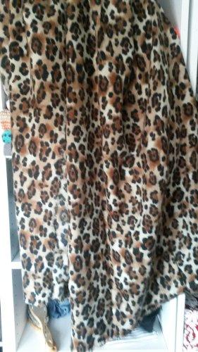 Gepard-Schal wollig