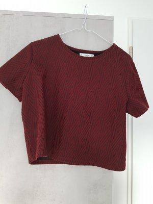 geprägtes T-Shirt