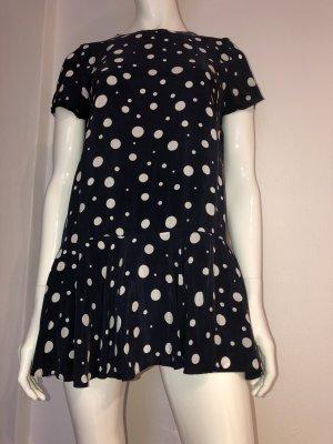 Gepunktet Kleid von Zara