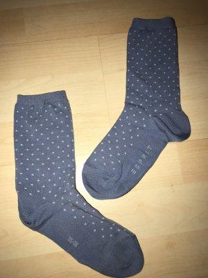 Gepunktete Socken Neu!