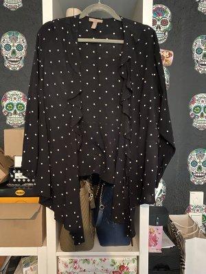 H&M Blouse Jacket black