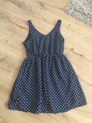 Gepunktetes Kleid H&M neu
