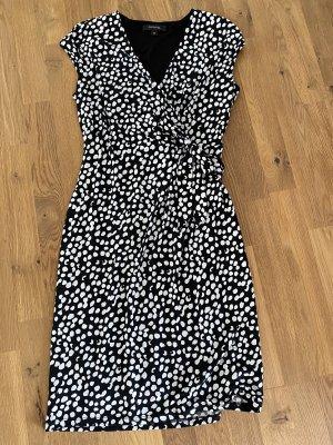 Gepunktetes Kleid von Comma