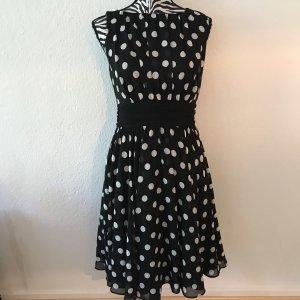 Gepunktetes Kleid von Swing Gr. M