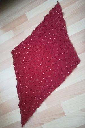 Pimkie Neckerchief white-red