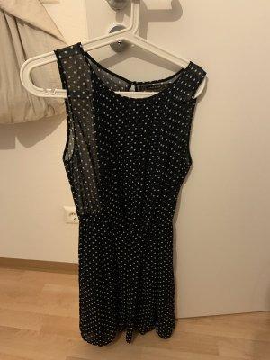 gepunktetes Zara Sommerkleid