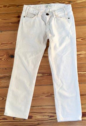 gerade geschnittene 3/4 Jeans von Current Elliot