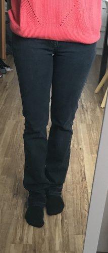 Gerade geschnittene Jeans, Arizona, schwarz, Gr. 36