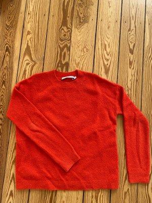 Gerade geschnittener Pullover