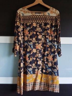 Gerade geschnittenes Ethno-Kleid Desigual, Gr. S/M