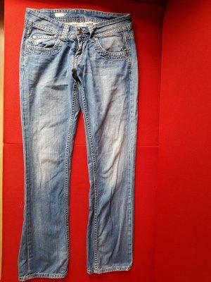 Pepe Jeans Jeans coupe-droite bleu clair