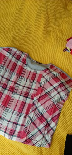 geradegeschnittenes Karo-Shirt