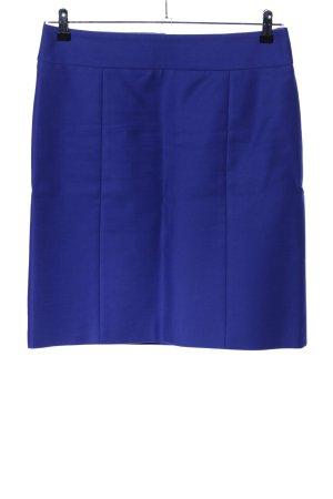Gerard darel High Waist Rock blau Business-Look