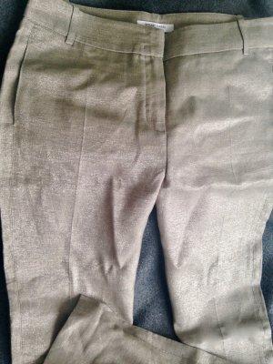 Gerard darel Pantalone di lino multicolore