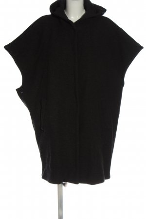 Gerard darel Hooded Vest black casual look