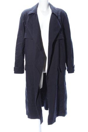 Gerard darel Übergangsmantel blau Casual-Look
