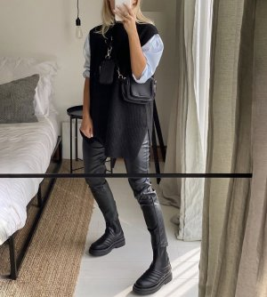 H&M Cardigan lungo nero