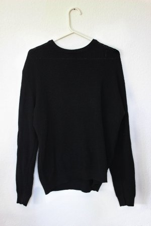 Primark Coarse Knitted Sweater black