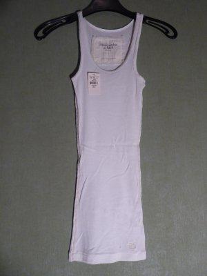 Abercrombie & Fitch Tanktop w kolorze białej wełny