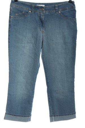 Gerry Weber 3/4 Length Jeans blue casual look