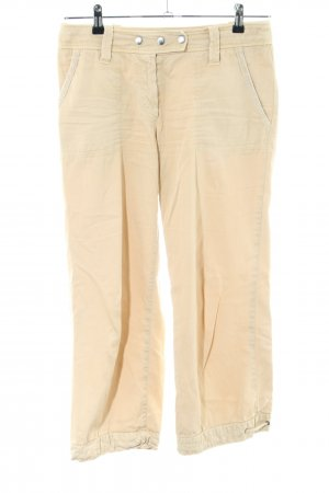 Gerry Weber 7/8-Hose creme Casual-Look