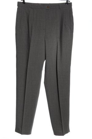 Gerry Weber Pantalón de vestir gris claro estilo «business»