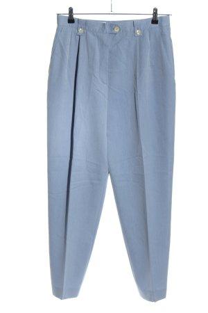 Gerry Weber Anzughose blau Casual-Look