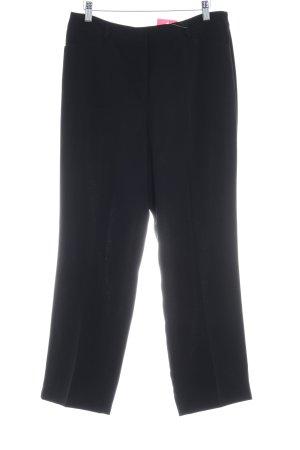 Gerry Weber Anzughose schwarz Elegant