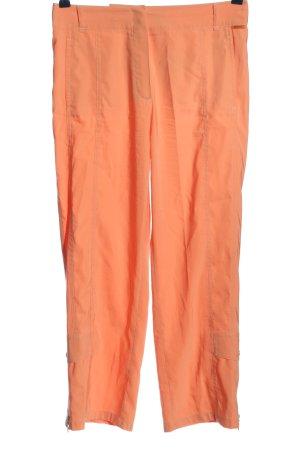 Gerry Weber Baggy broek licht Oranje casual uitstraling