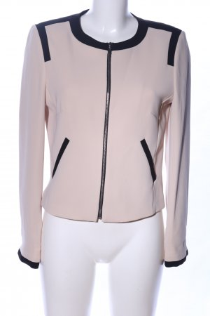Gerry Weber Blouson creme-schwarz Business-Look