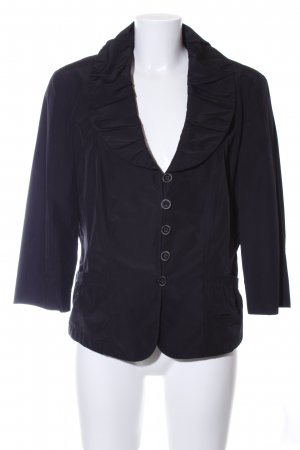 Gerry Weber Giacca a blusa nero stile professionale