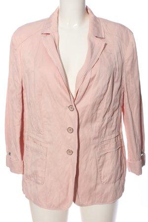 Gerry Weber Boyfriend Blazer pink casual look
