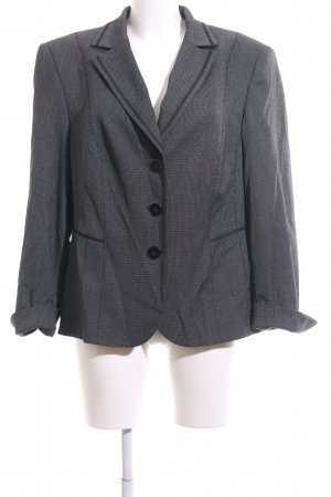 Gerry Weber Boyfriend-Blazer hellgrau meliert Business-Look