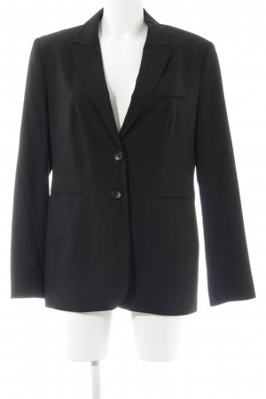 Gerry Weber Boyfriend-Blazer schwarz Business-Look