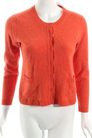 Gerry Weber Cardigan orange schlichter Stil