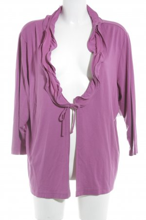 Gerry Weber Cardigan violett-pink Casual-Look