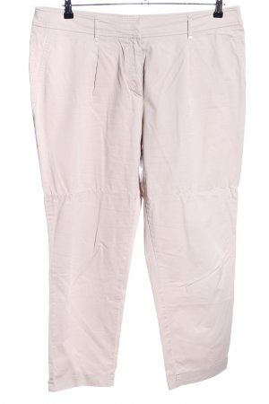 Gerry Weber Chinohose wollweiß Casual-Look
