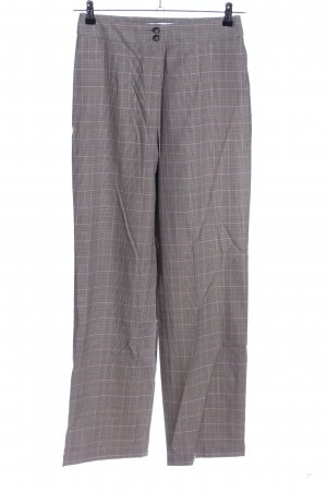 Gerry Weber Pantalone culotte motivo a quadri stile professionale