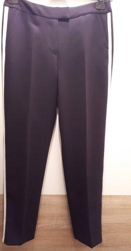 GERRY WEBER dunkelblaue NEUE Stoffhose, Business-Look, knitterfrei, Gr. 38,
